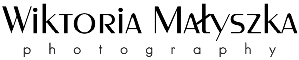 Wiktoria Małyszka Fotografia Logo